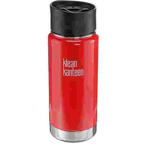 Klean Kanteen Isolierflasche mineral red