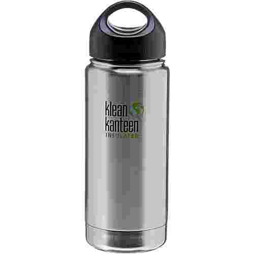 Klean Kanteen Isolierflasche brushed stainless
