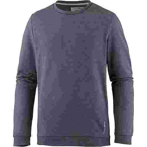 TOM TAILOR Sweatshirt Herren true dark blue
