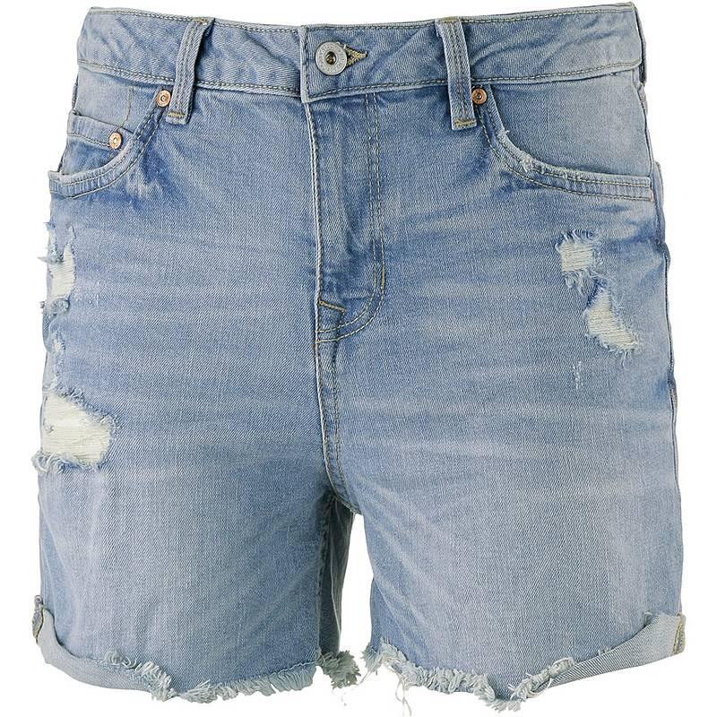 TOM TAILOR Jeansshorts Damen light-stone-wash-denim im Online Shop ... 86718af055
