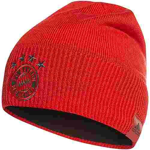 adidas FC Bayern Beanie red
