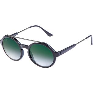 MasterDis Retro space Sonnenbrille black green