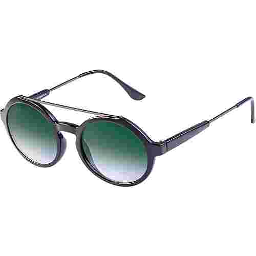 MasterDis Retro space Sonnenbrille black green