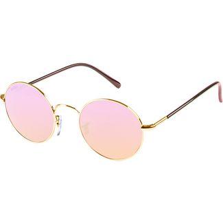 MasterDis Flower Sonnenbrille gold-rose