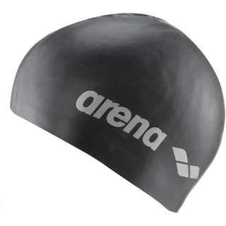 Arena Classic Silicone Badekappe schwarz