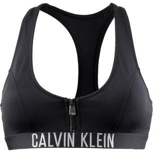 Calvin Klein Intense Power Bikini Oberteil Damen black