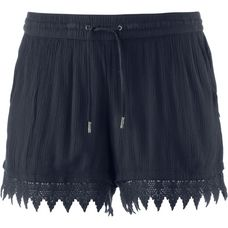 TOM TAILOR Shorts Damen real-navy-blue