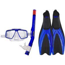 AQUA LUNG Set Proflex II ABC-Komplettset blau