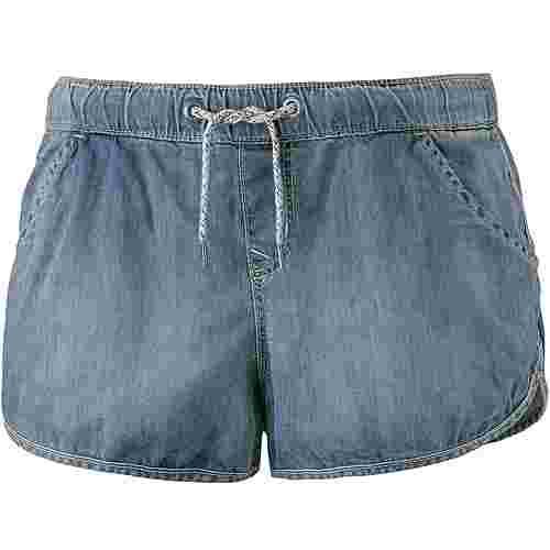 Roxy Shorts Damen medium blue