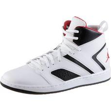 Nike JORDAN FLIGHT LEGEND Basketballschuhe Herren summit white-black