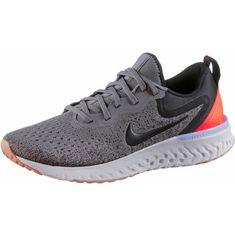 Nike ODYSSEY REACT Laufschuhe Damen gunsmoke-black-twilight-pulse