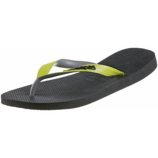 Havaianas TOP MIX Zehentrenner black-neon