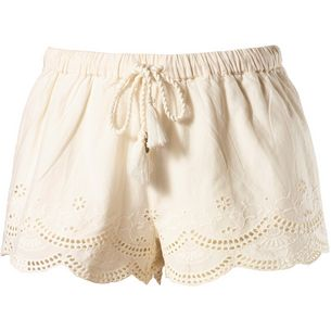 Brunotti Posey Hot Pants Damen Cream
