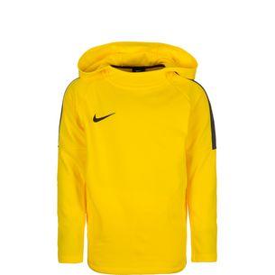 Nike Dry Academy 18 Hoodie Kinder gelb