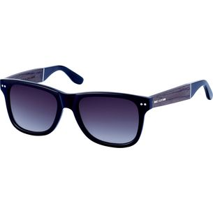 WOOD Fellas SCHELLENBERG SHINY Sonnenbrille black oak