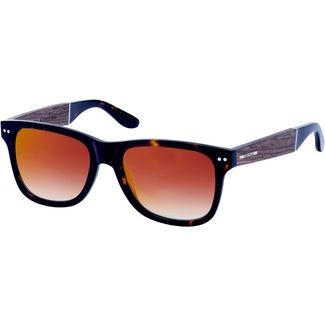 WOOD Fellas SCHELLENBERG SHINY Sonnenbrille walnut