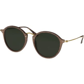 WOOD Fellas NYMPHENBURG Sonnenbrille walnut green