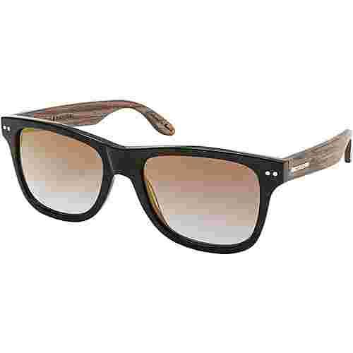 WOOD Fellas Plassenburg Sonnenbrille walnut