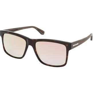 WOOD Fellas Blumenberg Sonnenbrille black oak