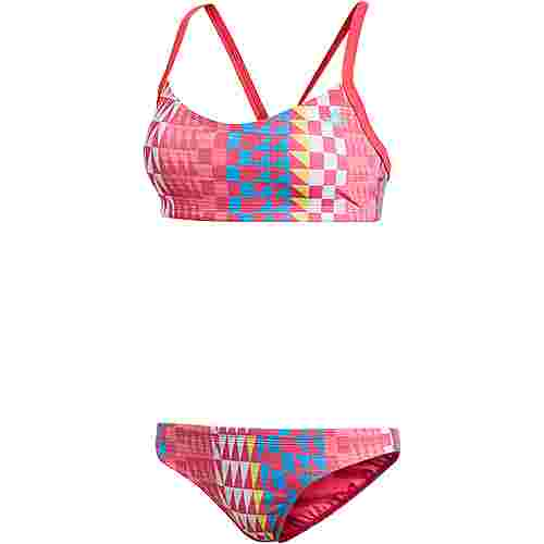 adidas Bikini Set Damen real pink