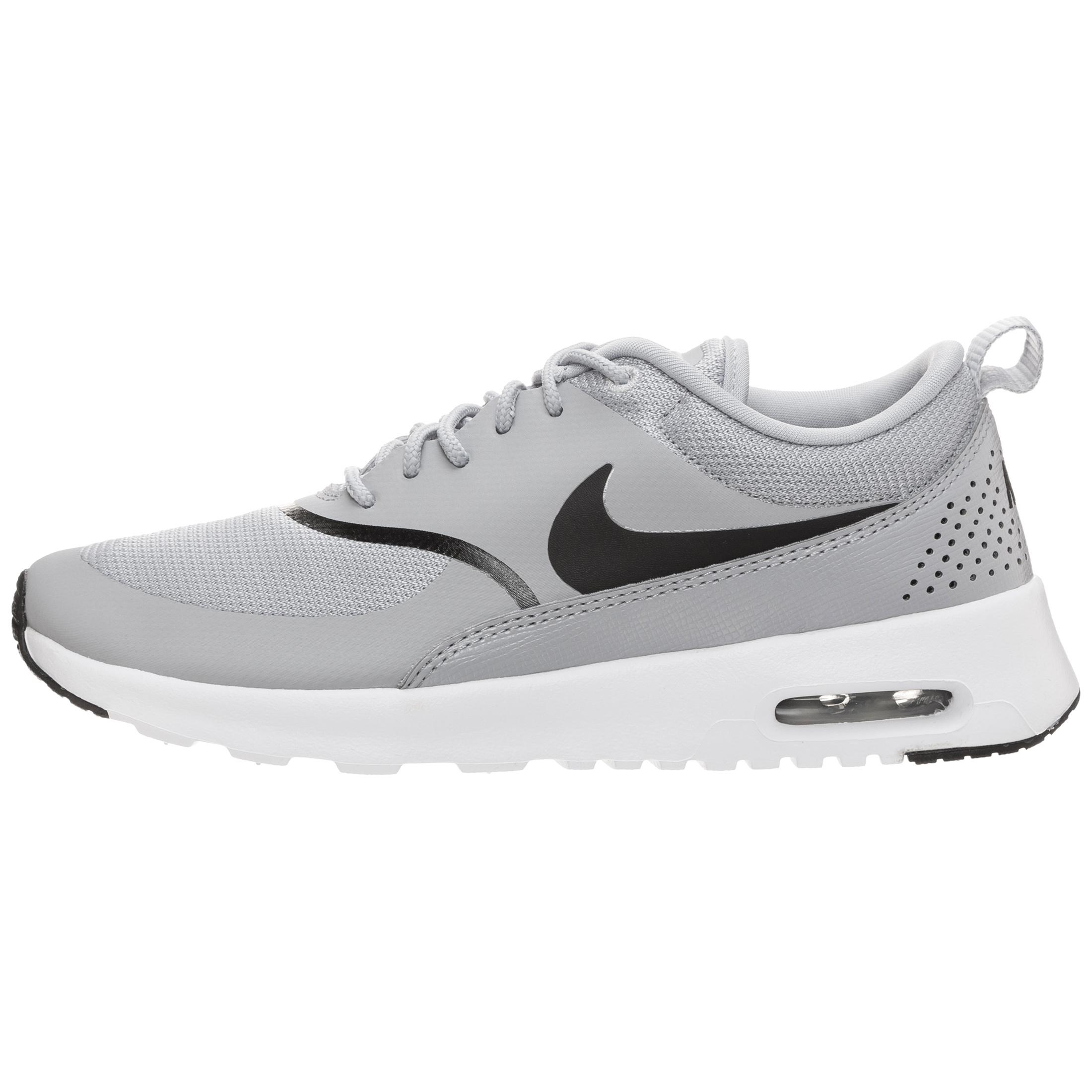 Nike Air Max Thea Sneaker Damen grau schwarz im Online Shop von SportScheck kaufen