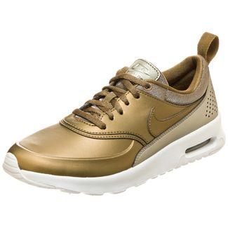 Nike Air Max Thea Premium Sneaker Damen grün / weiß