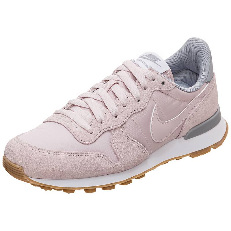 official nike internationalist rosa grau f9fd5 6e624