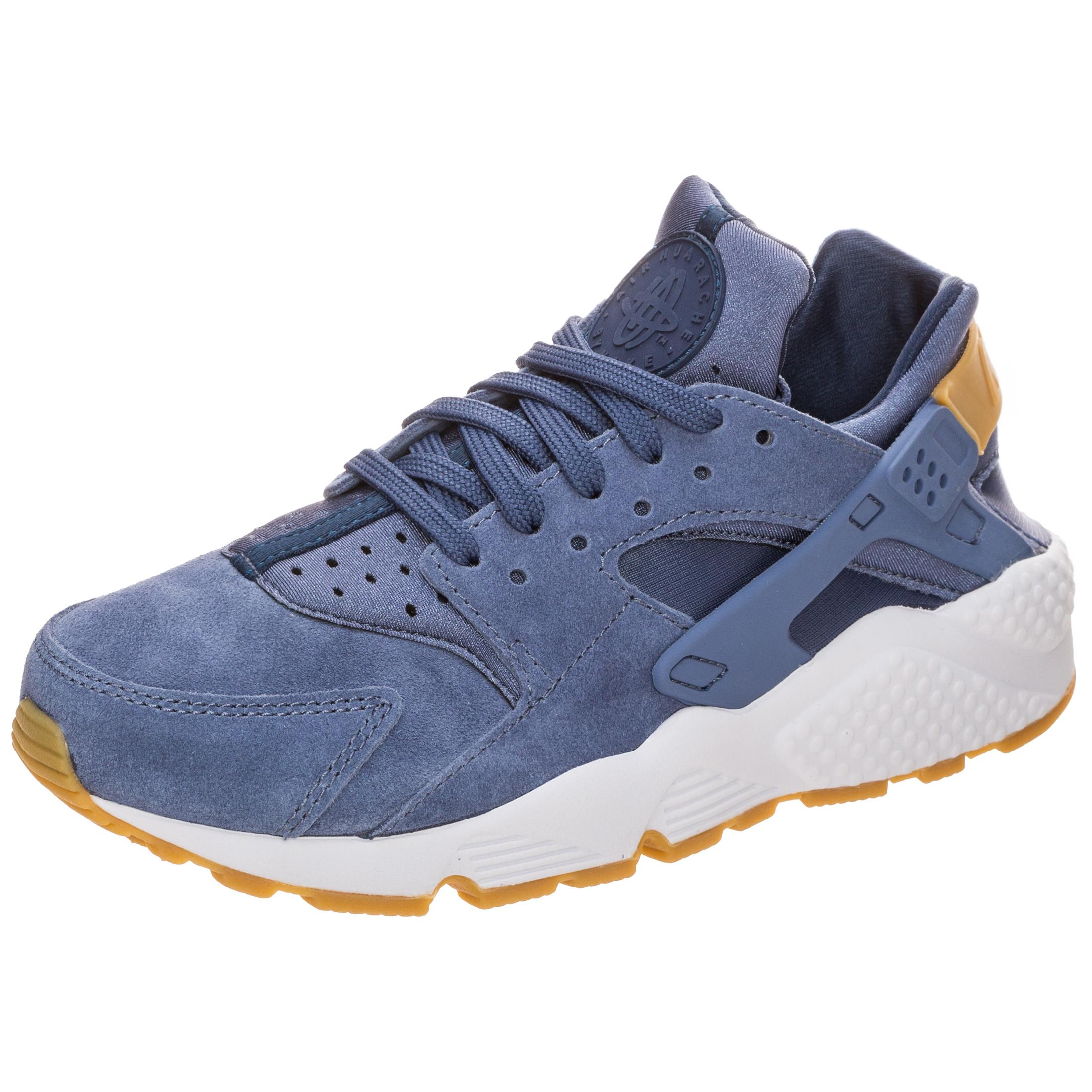 Nike Air Huarache Run Ultra Sneaker Damen blau / weiß im Online Shop ...