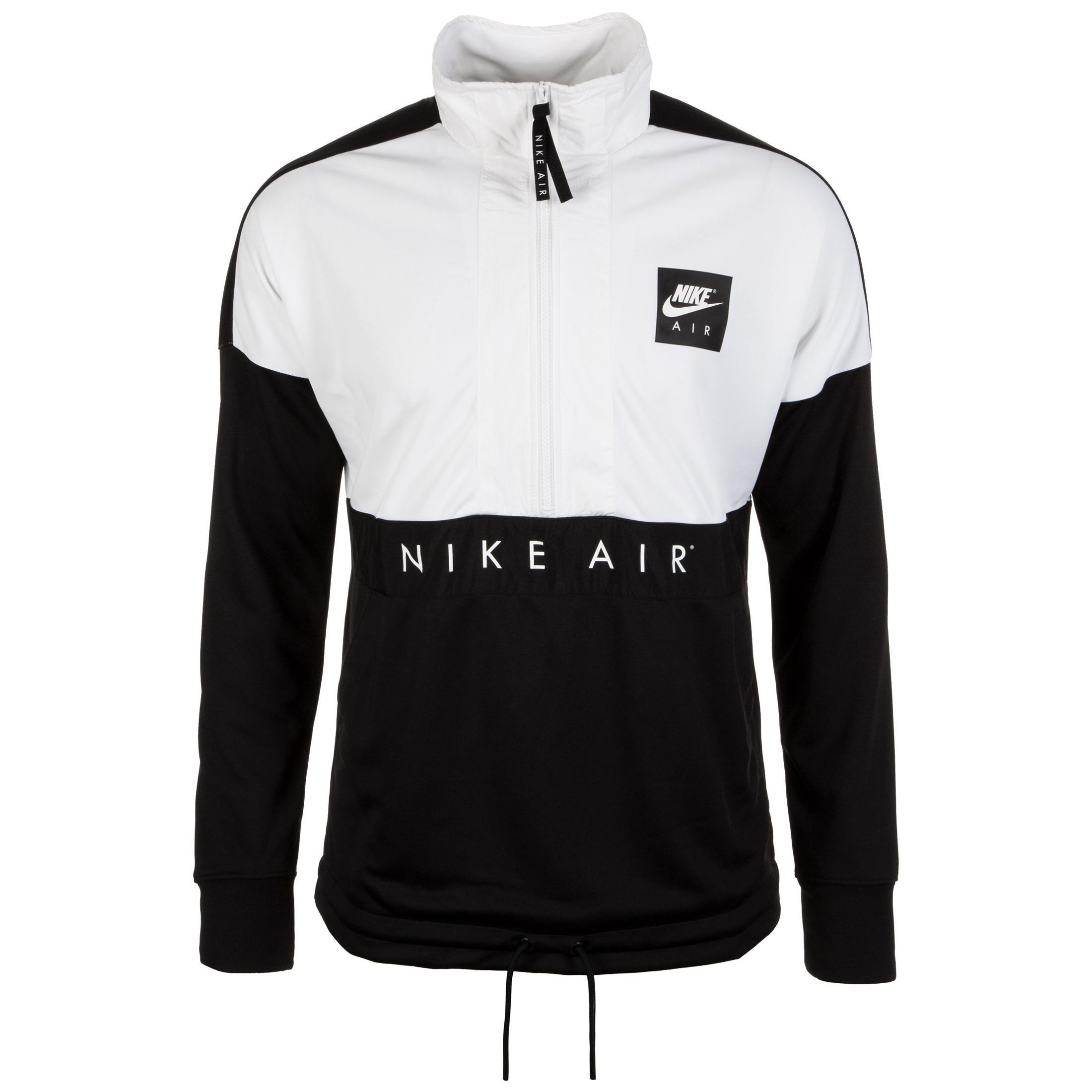 reputable site afd8f ec30f Nike Air Sweatshirt Herren weiß / schwarz im Online Shop von SportScheck  kaufen