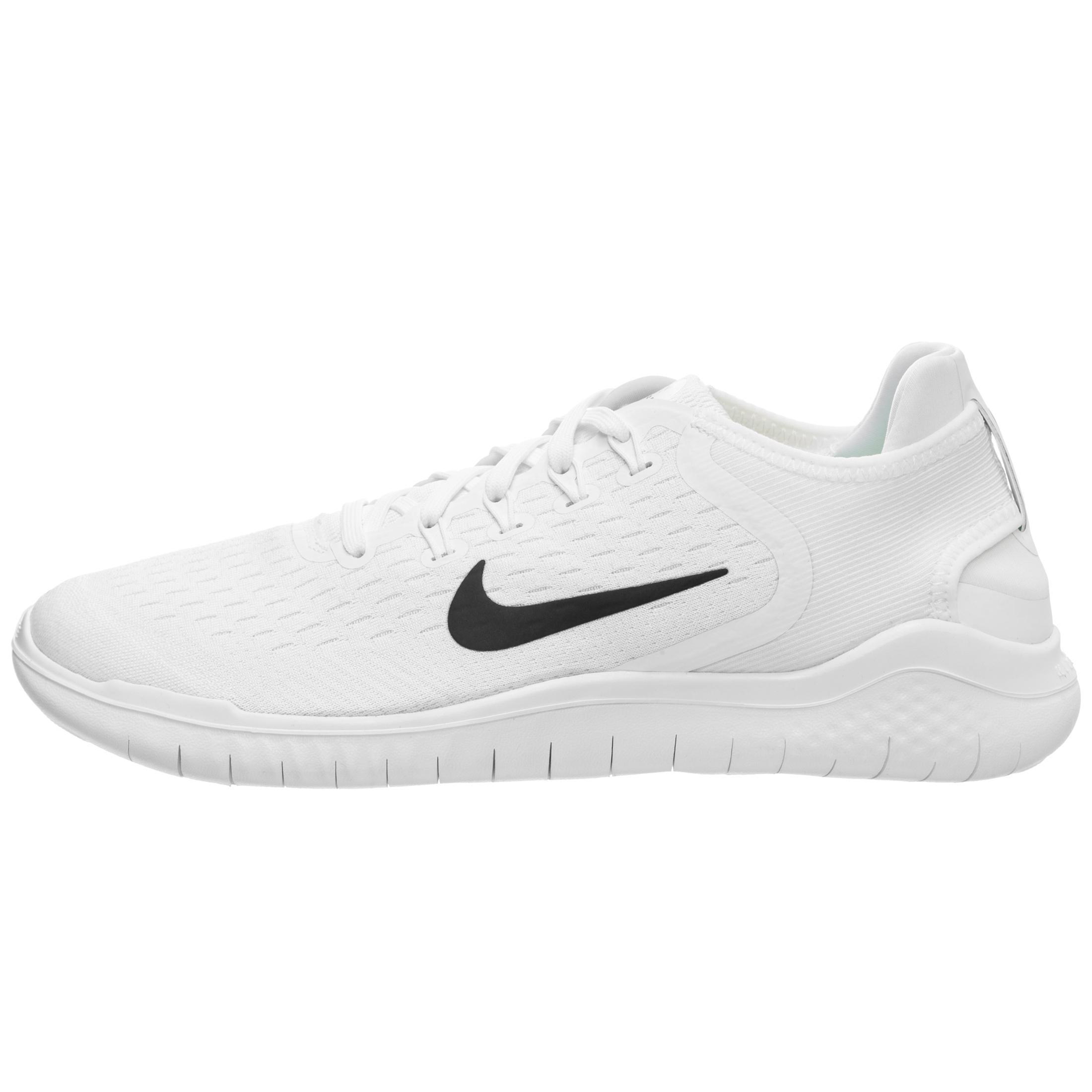 Nike Free RN 2018 Damen Laufschuhe Damen 2018 weiß   schwarz im Online Shop von SportScheck kaufen Gute Qualität beliebte Schuhe a80097