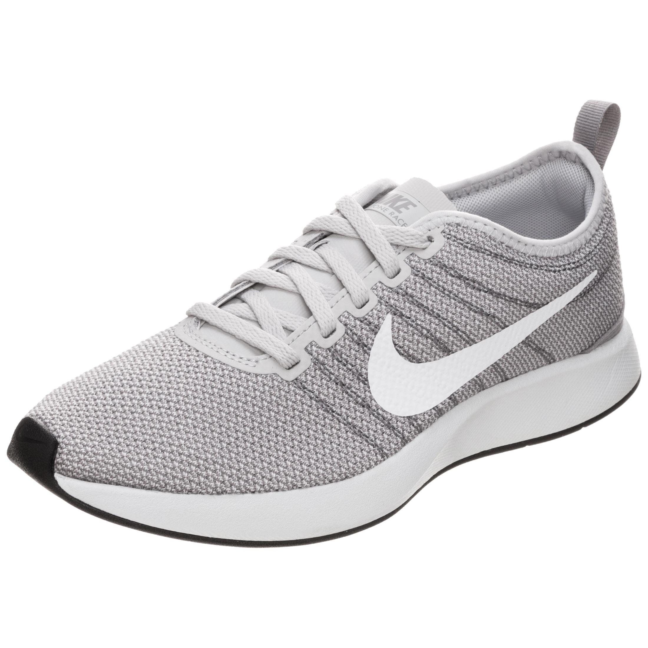 Nike Dualtone Racer Sneaker Damen grau / weiß im Online Shop von ...
