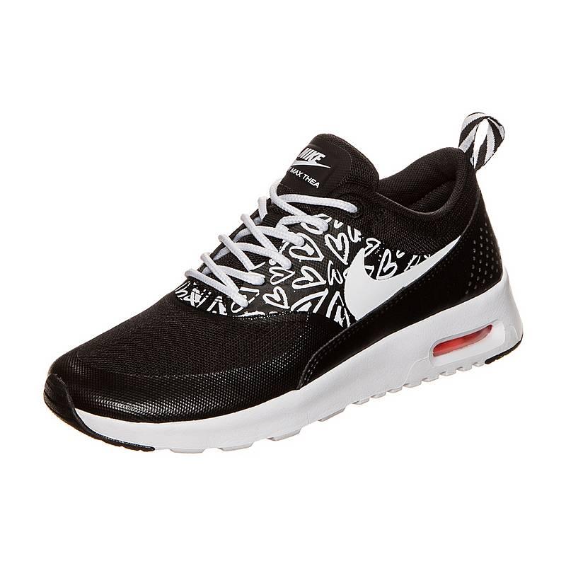 NikeAir Max Thea  SneakerKinder  schwarz / weiß