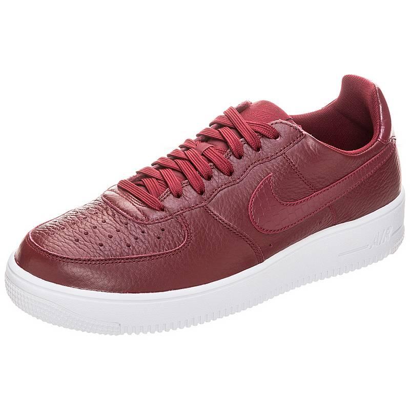 on sale b45d7 9a752 Nike Air Force 1 UltraForce Sneaker Herren rot  weiß