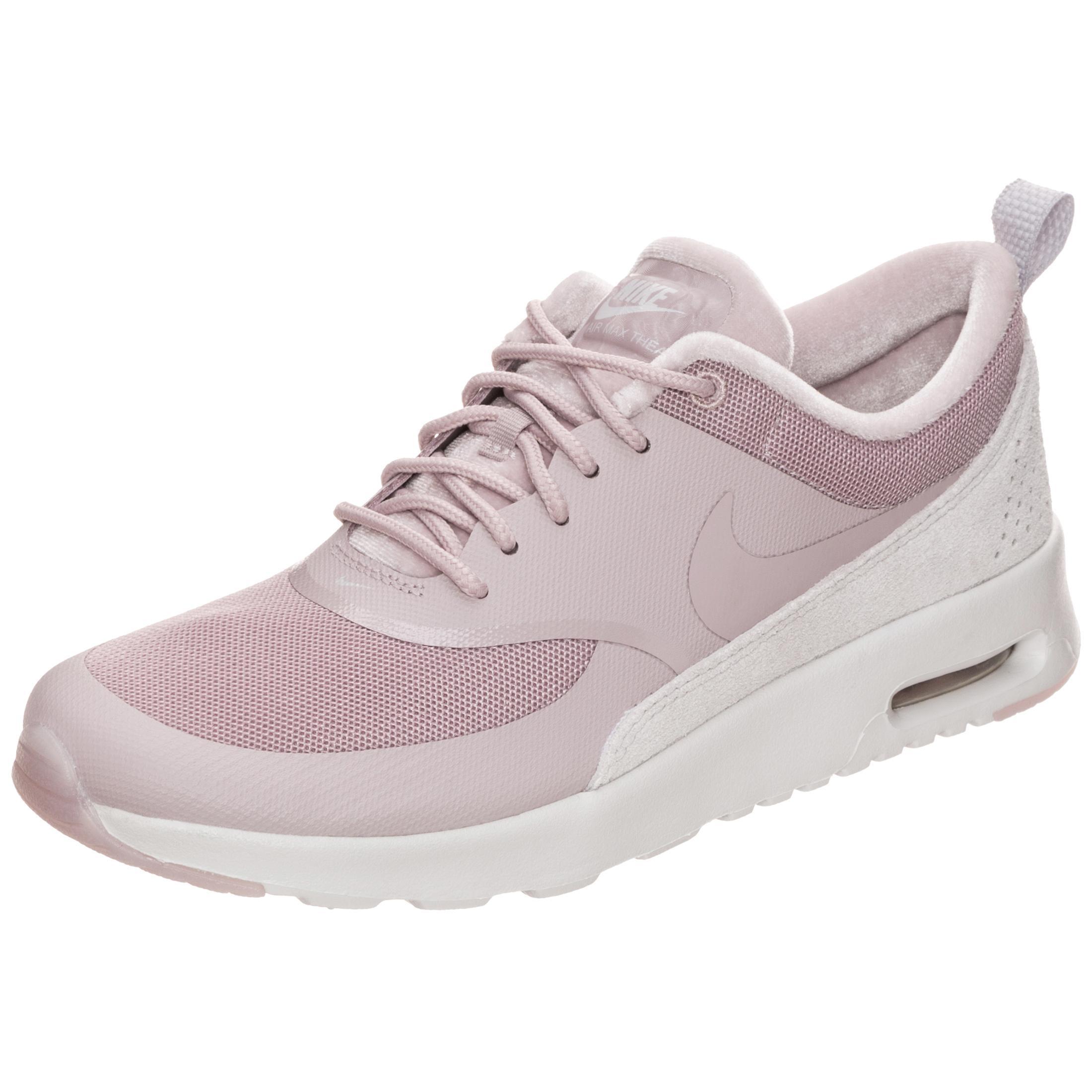 Nike Air Max Thea Sneaker Damen rosa hellgrau im Online Shop von SportScheck kaufen
