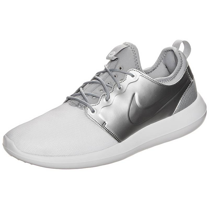 innovative design 3a0a8 a74b8 ... new zealand nike roshe two sneaker herren weiß silber d57f7 b3ac4 ...