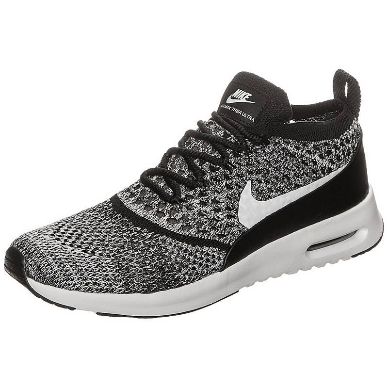 brand new 7a646 8412e Nike Air Max Thea Ultra Sneaker Damen schwarz  weiß