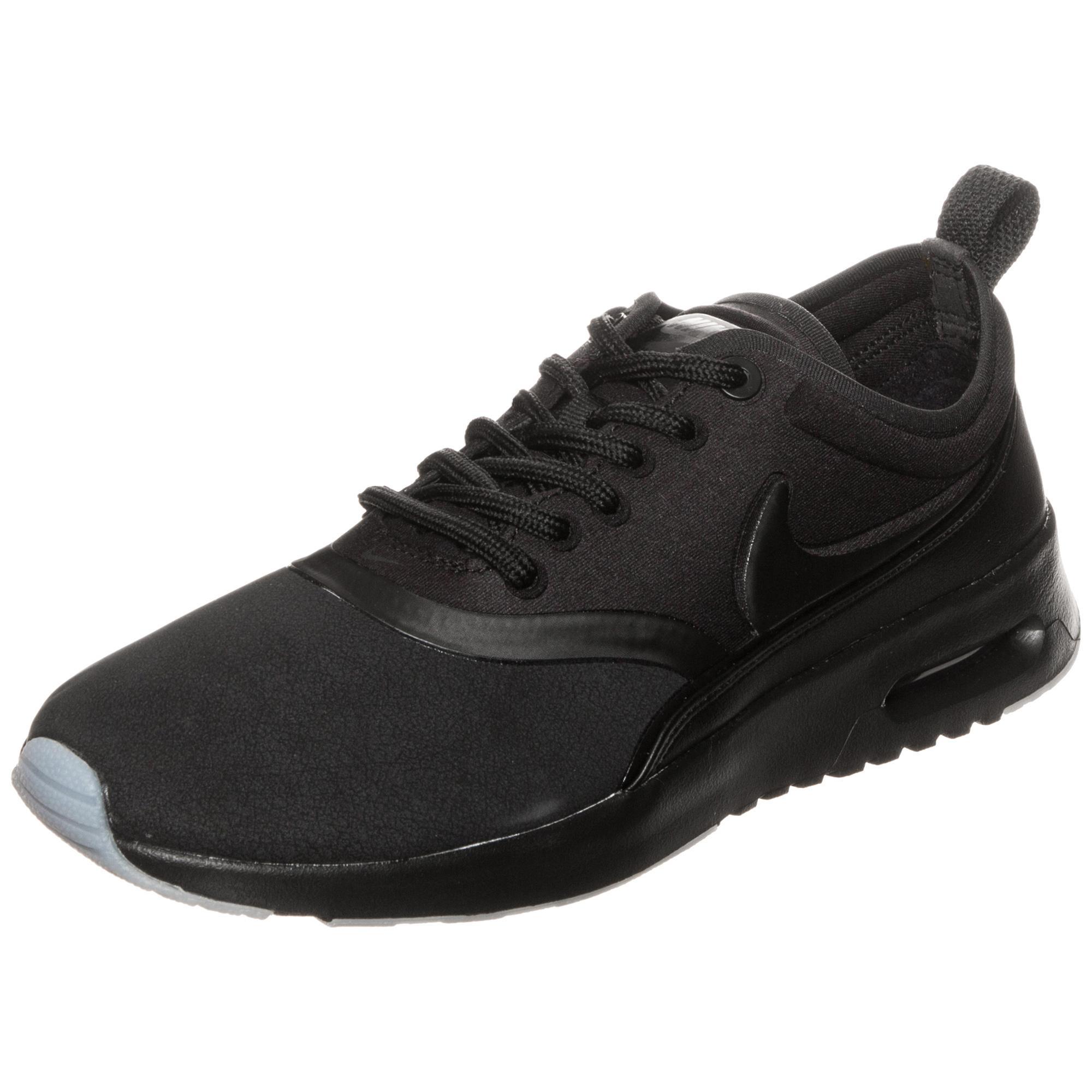 competitive price 278d4 63719 Nike Air Max Thea Ultra Premium Sneaker Damen schwarz im Online Shop von  SportScheck kaufen