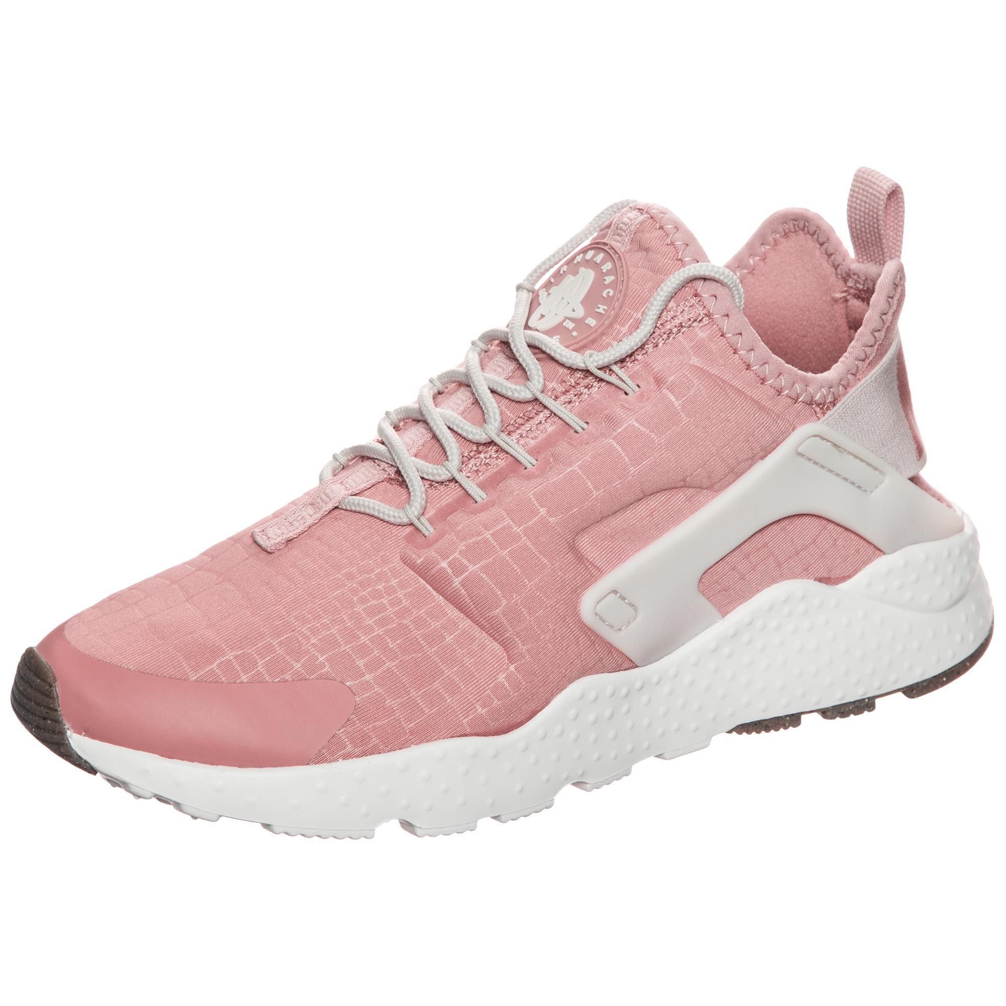 Nike Air Huarache Run Ultra Sneaker Damen rosa / weiß im Online Shop ...