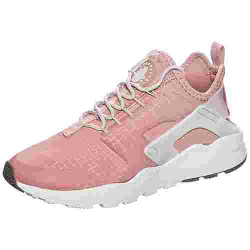timeless design 61ca2 6a964 Nike Air Huarache Run Ultra Sneaker Damen rosa  weiß