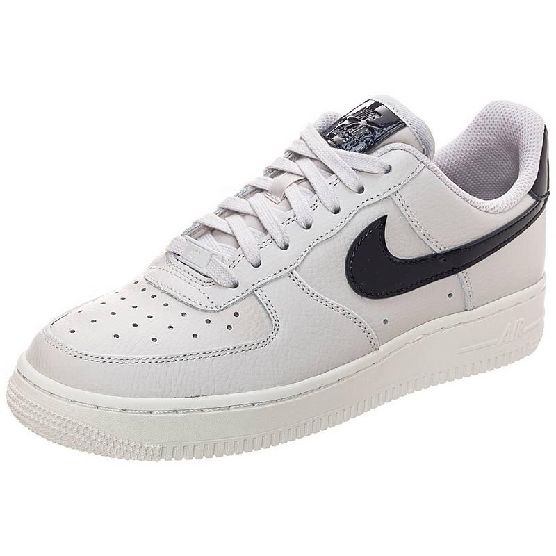 best service 064f5 d9de4 Nike Air Force 1 07 Sneaker Damen grau  schwarz