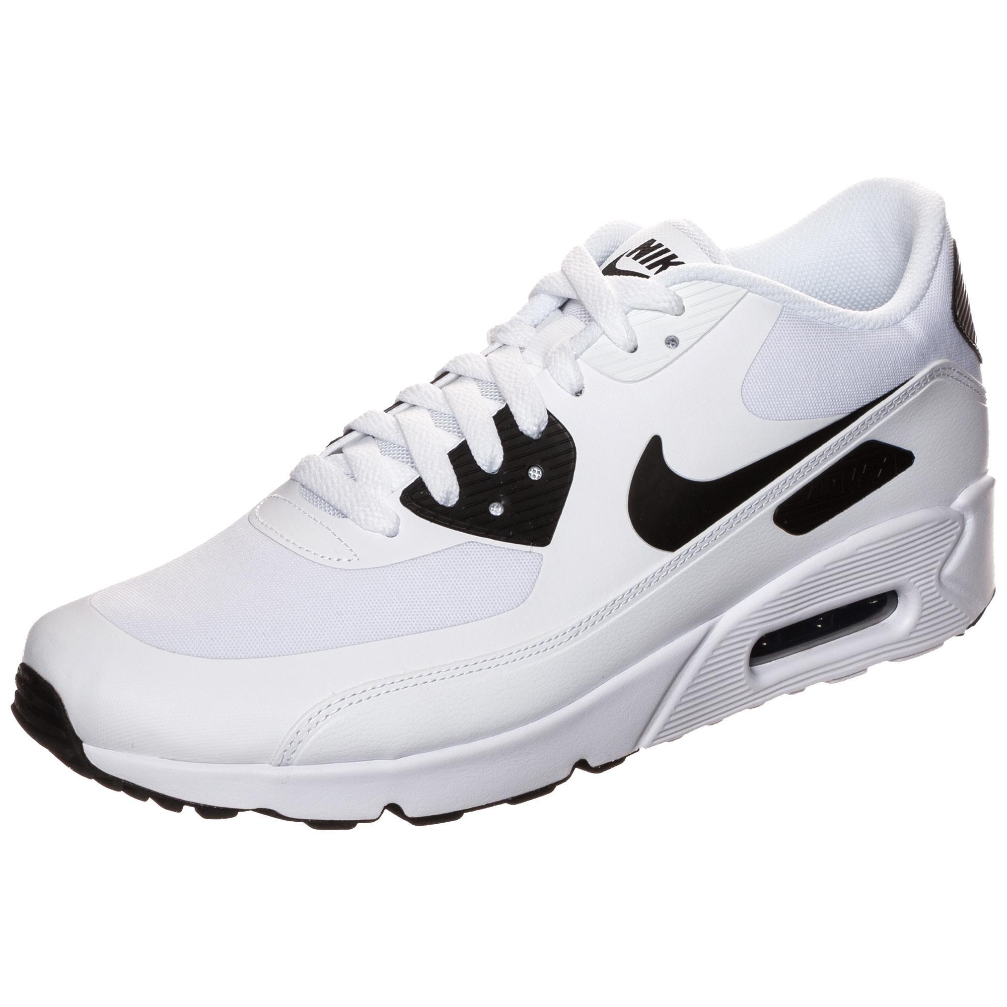 Nike Air Max 90 Ultra 2.0 Essential Sneaker Herren weiß schwarz im Online Shop von SportScheck kaufen