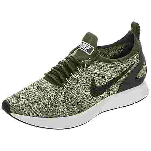 Nike Air Zoom Mariah Flyknit Racer Sneaker Damen oliv / weiß im Online Shop  von SportScheck kaufen