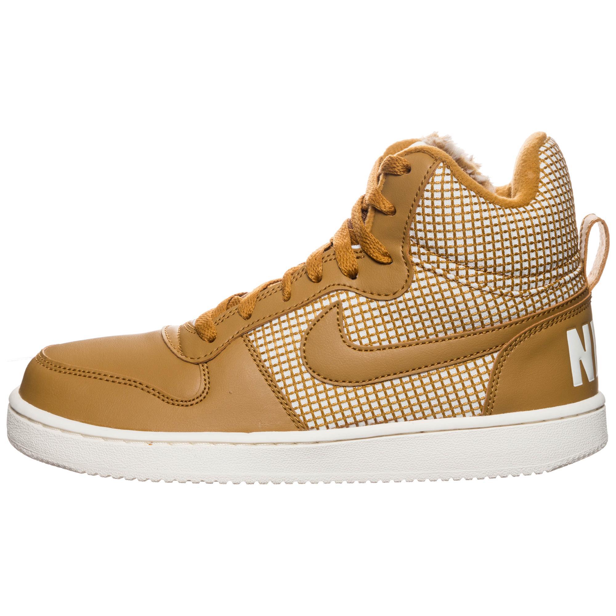 Nike Court BGoldugh Mid SE Turnschuhe Damen braun     beige im Online Shop von SportScheck kaufen Gute Qualität beliebte Schuhe dd945a