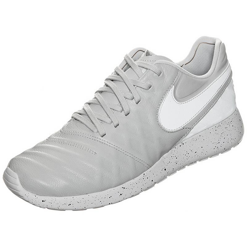 NikeRoshe Tiempo VI  SneakerHerren  hellgrau / weiß