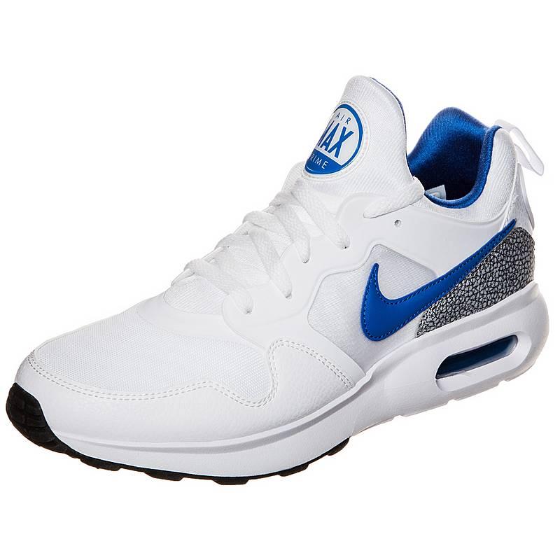 NikeAir Max Prime  SneakerHerren  weiß / blau / grau