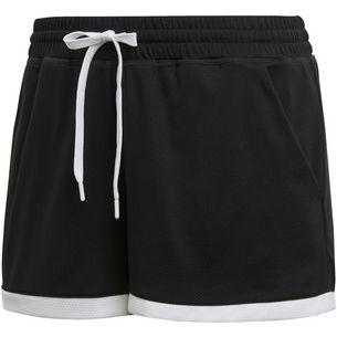 adidas CLUB SHORT Tennisshorts Damen black