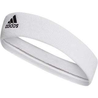 adidas TENNIS HEADBAND Stirnband white