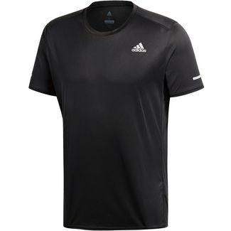 adidas Run Laufshirt Herren black