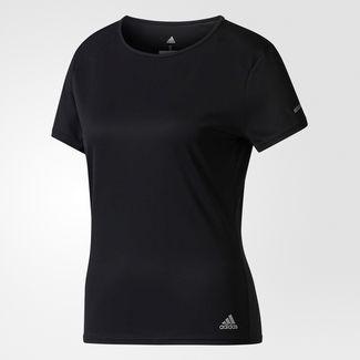 adidas Laufshirt Damen black