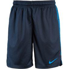 Nike Squad Fußballshorts Kinder obsidian-blue hero-blue hero